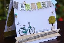 ♥ Stempeltatze / Cards & Crafts handmade by me :-)  Meine selbstgemachten Karten und ...