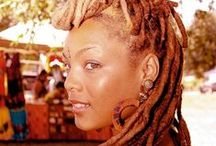 Natural African Hair Inspiration / by Beauty Rediscovered
