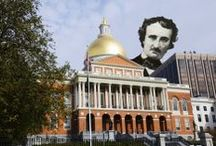 Poe Tales / Stories, biographies, odd facts and interesting tales about 19th century American author Edgar Allan Poe.