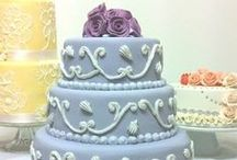 Cakes I Decorated / Inspired Passions blog - Cake decorating