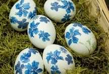 Spring and Easter / Easter fun and fabulous ideas.  Egg coloring and other crafts.