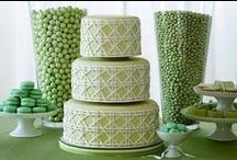 Inspiration: Green Wedding / Photo inspiration for a wedding with green accents