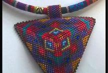 Geometric beadpatterns