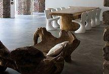 Living ideas, Nooks, Decoration, Reclaimed wood furniture