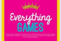 Everything Games! / Everything Games is about imagination, collaboration & inspiration! The posts on this board are not endorsed by and do not reflect the views of MandyFyhrie.Com. Individual Posts are the sole responsibility of the pinner and the pinner is liable for any inappropriate content. PINNERS - 1 PAID for every 20 FREE Products