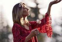 Bohemian style, Embroidery, Folklore clothing