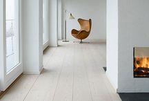 Materials / Concrete floor