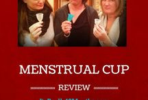 Menstrual Cups :) / Menstrual cups! alternatives to tampons and pads