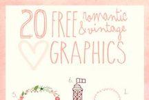 Free Fonts & Graphics
