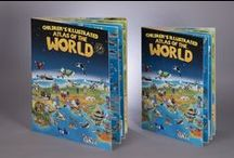 Dino's Illustrated World / Dino's products