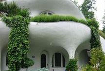 Passive houses, Cob houses, Natural building...