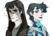 Character Design / Reference pictures, inspiration and just plain awesome characters