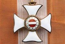 Orders, Medals & Badges