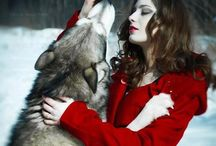 LITTLE RED RIDING HOOD / by Angela