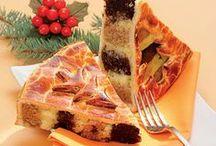 Piték, torták