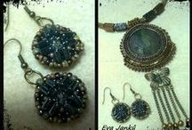 Beaded embroidery