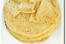 Jedzenie / Placki Naleśniki Tortille itp.