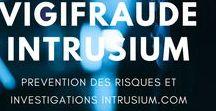Vigifraude ® / Prévention des risques et fraudes depuis 1985 dans le domaine bancaire et financier, puis cybercriminalité depuis 1999