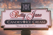 Betty Jane / Betty Jane Candies is a family owned and operated company located in Dubuque Iowa. Betty Jane Candies passion is to provide the highest quality hand made chocolates and candies. Give us a try, we think you'll enjoy.