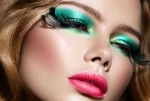 makeup / by cris