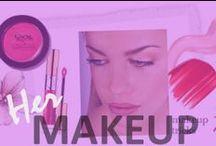 B e a u t y / Hair, nails, make-up, skin.
