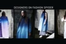 NEW DESIGNERS ON FASHION SPYDER / FASHION SPYDER IS AN GLOBAL FASHION NETWORK  GATHERING YOUNG DESIGNERS ALL OVER THE WORLD