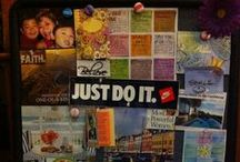 Vision Board / How can you get to your vision if you don't see it?