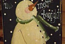 Natale e inverno / È bello ancora sognarlo l inverno mi da tristezza allora mi rintano e mi adopero a farlo diventare più sereno e colorato così mi sento bene e mi sembra di vedere il sole
