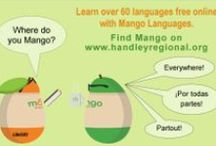 Language Learning / Trying to learn a new language? Handley Regional Library offers the right tools in a variety of formats including DVDs, books on CD, and downloadable audiobooks.  / by Handley Regional Library