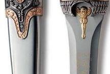 Swords & Daggers & Axes