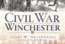 Civil War -Third Battle of Winchester / books and more about Third Battle of Winchester, September 1864