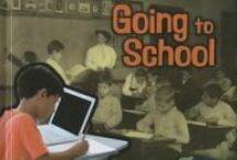 Back to School--Fact and Fiction / Summer is over! Here are materials about preparing to go back to school. / by Handley Regional Library