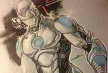 Demir Adam / Iron Man