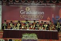 GRADUATION CEREMONY at GHRCE, Nagpur / https://plus.google.com/u/0/photos/101160450154881543915/albums/6166517205493296065