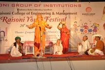 RAISONI YOUTH FESTIVAL 2015 @ GHRCEM Amravati / RAISONI YOUTH FESTIVAL – 2015  28th To 31st Jan. 2015  Organized By Raisoni Group of Institutions G H Raisoni College of Engineering & Management, Amravati. G H Raisoni Institute of Management Studies, Amravati. G H Raisoni Polytechnic, Amravati  Anjangaon Bari Road, Badnera, Amravati  Website: http://ghrcema.raisoni.net/ Registration E-mail: raisoniyouthfeastival@gmail.com  Picasa Link : https://plus.google.com/u/0/photos/101160450154881543915/albums/6111577584274423297
