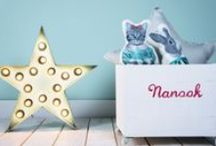 UNIVERSO NANOOK / Rincones especiales de nuestra tienda. Ropita, deco, complementos ! Todo lo que hay detrás del Universo Nanook