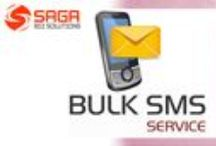 Bulk SMS Services in Hyderabad - Saga Biz Solutions / Enhance your business performance with applying SMS solutions offered by Biz Saga Solutions, Hyderabad. Our solutions allow you to operate faster and do businesses in an efficient and cost effective way. SMS technology, provided by SMS JOSH Gateway Applications, not only makes it possible to communicate with your employees, customers or business partners but it also enables your IT system to send you SMS alerts to prevent critical system failures.