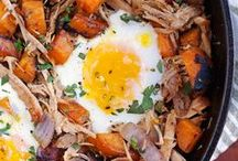 Paleo Hash / One-pan meals you can make in a hurry.