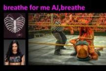 AJ Brooks Banner / Here you can see my own Banners from myself of my web sites.Breathe for me AJ,breathe.-<Marki>-