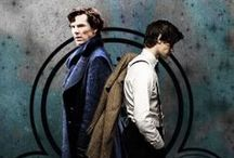 supernatural + doctor who + sherlock. / ЅυperWнoLocĸed. A genιoυѕ тo мanĸιnd.