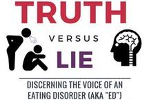 Infographics on Eating Disorders