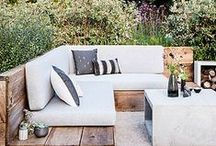 Summer Entertainment / Start your Summer entertainment planning now with fashionable pieces and creative design inspiration from ConnectFurniture.com.au