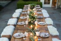 Celebrate Your Space / Decor ideas for all the events you host in your home.