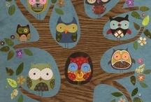 Owls / by Christi Svard Sanders