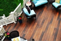 Never stain that deck again!