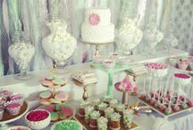 CUTE AS CANDY-  Lolly & Dessert Buffet inspiration !!!  / by Tonia K