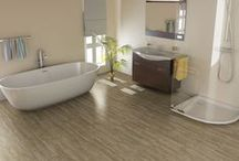 Bathrooms perfect for LVT