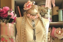 For Tess / Ideas for Tess ~ style ideas, vintage dressmaking shop & decor