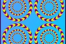 Optical Illusions / by Nancy Dice Heck