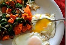 Healthy recipes  / by Sarah Wachowski